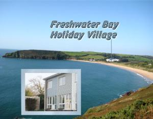 Setting of Freshwater Bay Holiday Village