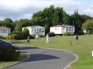 Picture of WOOD PARK CARAVANS (situated in Tenby, Pembrokeshire)