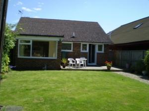 Picture of HODGSONS BUNGALOW (situated in Seasalter, Whitstable, Kent)