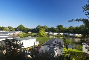 Picture of OAKLANDS HOLIDAY PARK - PARK HOLIDAYS UK