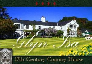Picture of GLYN ISA 17TH CENTURY COUNTRY HOUSE BED AND BREAKFAST (situated in Conwy, Conwy)