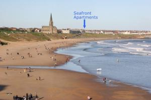 Picture of SEAFRONT APARTMENTS (situated in Cullercoats Bay between Whitley Bay and Tynemouth, Whitley Bay, Tyne and Wear)