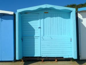 Picture of BEACH HUT 209