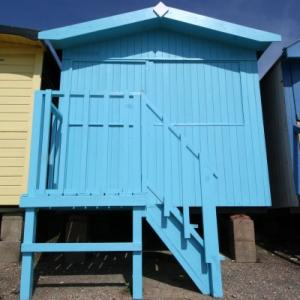 Picture of BEACH  HUT 610