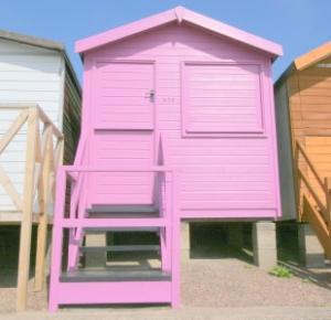 Picture of BEACH HUT  639