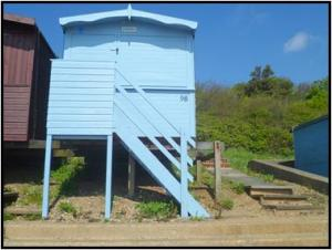 Picture of BEACH HUT 98 THE LEAS